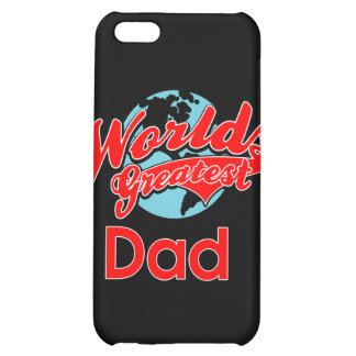 World's Greatest Dad Case For iPhone 5C
