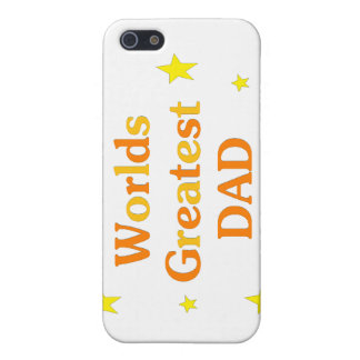 Worlds Greatest Dad Case For iPhone SE/5/5s