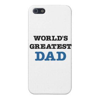 World's Greatest Dad Case For iPhone SE/5/5s