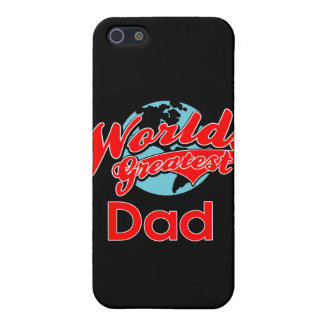 World's Greatest Dad Cases For iPhone 5