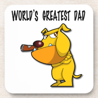 World's Greatest Dad Coaster