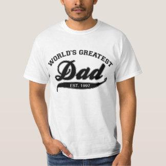 World's Greatest Dad, EST. 199? T Shirt