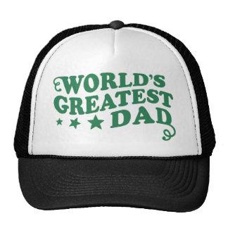 World's Greatest Dad Hat