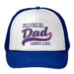 World's Greatest Dad Hats