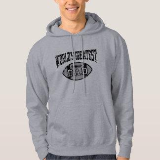 World's Greatest Dad Hooded Sweatshirt