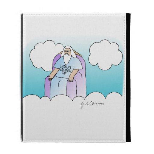 World's Greatest Dad iPad Cases