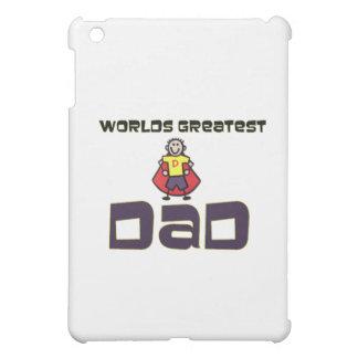 Worlds Greatest Dad iPad Mini Case