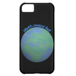 World's Greatest Dad iPhone Case iPhone 5C Cover