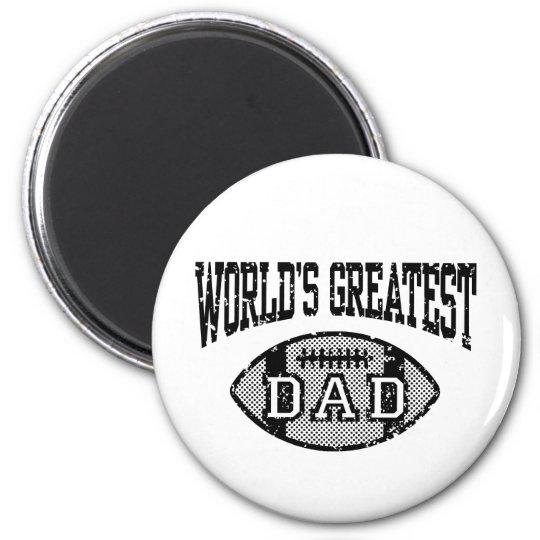 World's Greatest Dad Magnet