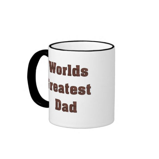 worlds greatest dad mug zazzle