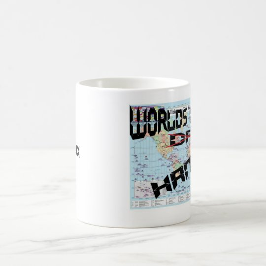 Worlds Greatest Dad Mug Personalized