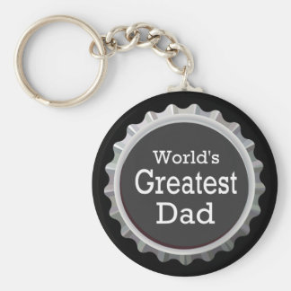 World's Greatest Dad - SRF Keychain