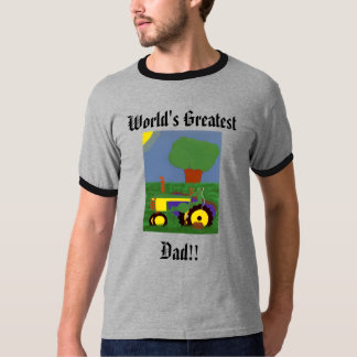 World's Greatest Dad!! T-Shirt