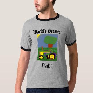 World's Greatest Dad!! T-Shirt