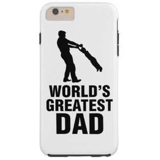 Worlds Greatest Dad Tough iPhone 6 Plus Case