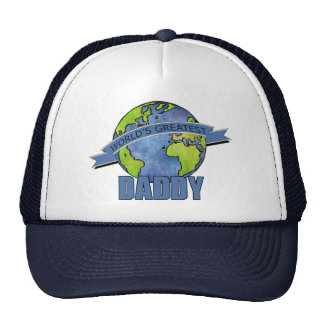 World's Greatest Daddy Hats