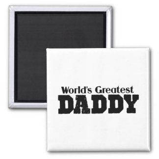 Worlds Greatest Daddy Magnets