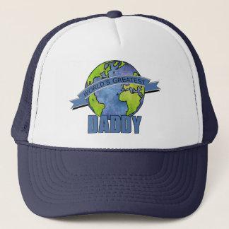 World's Greatest Daddy Trucker Hat