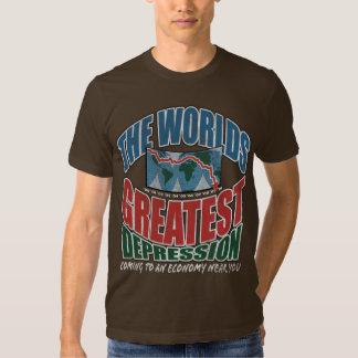 Worlds Greatest Depression T-Shirt