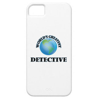 World's Greatest Detective iPhone 5 Cover