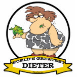 WORLDS GREATEST DIETER CARTOON CUT OUTS