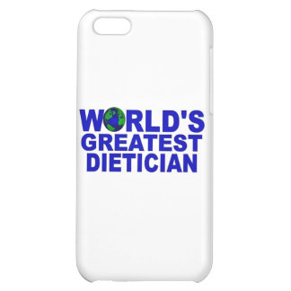 World's Greatest Dietician iPhone 5C Case