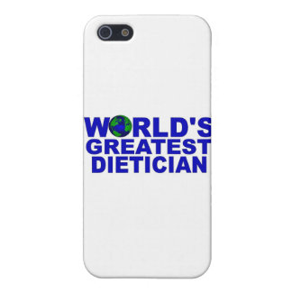 World's Greatest Dietician Covers For iPhone 5