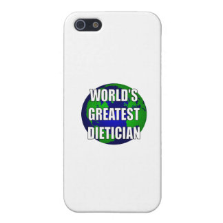World's greatest Dietician iPhone 5 Cases