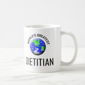 World's Greatest Dietitian Coffee Mug