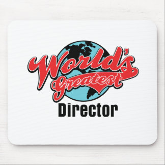 Worlds Greatest Director Mouse Pad
