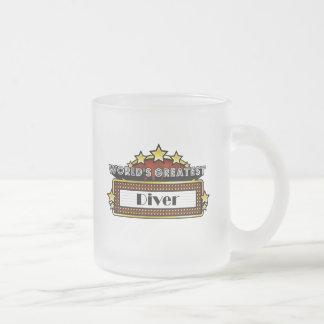 World's Greatest Diver Mugs