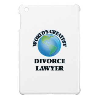 World's Greatest Divorce Lawyer iPad Mini Cases