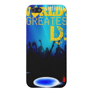 World's Greatest DJ Iphone 4 Case