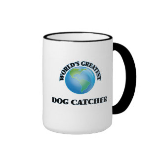 World's Greatest Dog Catcher Mug