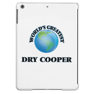 World's Greatest Dry Cooper iPad Air Cover