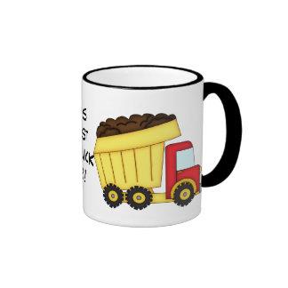 World's Greatest Dump Truck Driver coffee mug