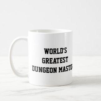 World's Greatest Dungeon Master Coffee Mug