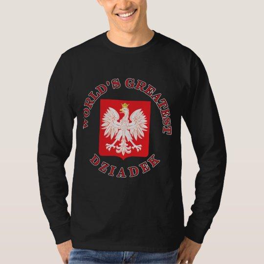 World's Greatest Dziadek T-Shirt