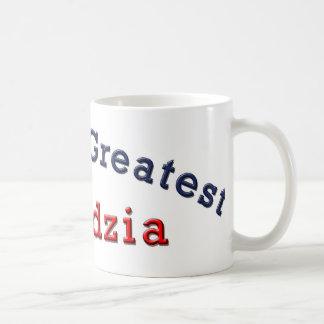 World's Greatest Dziadzia Classic White Coffee Mug