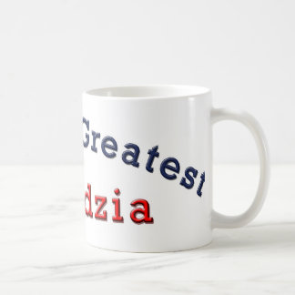 World's Greatest Dziadzia Coffee Mug