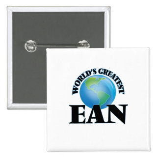 World's Greatest Ean Pinback Button