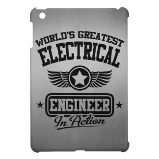 World's Greatest Electrical Engineer In Action Case For The iPad Mini