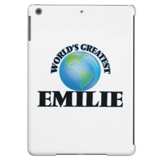 World's Greatest Emilie Cover For iPad Air