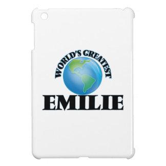 World's Greatest Emilie iPad Mini Cases