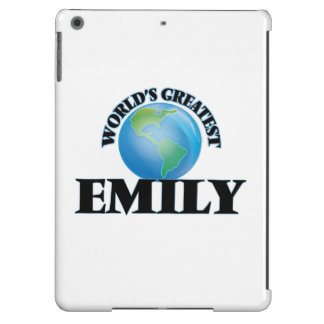 World's Greatest Emily Case For iPad Air