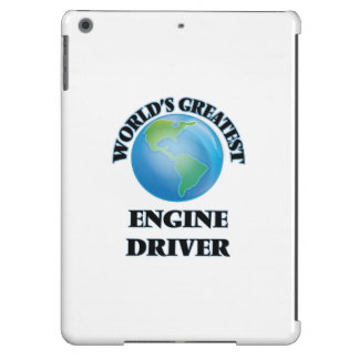 World's Greatest Engine Driver iPad Air Cover