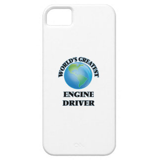 World's Greatest Engine Driver iPhone 5 Covers