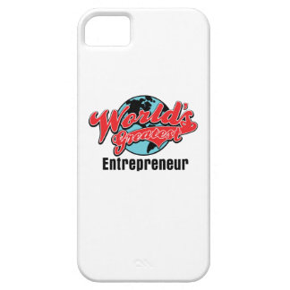 Worlds Greatest Entrepreneur iPhone 5 Cover