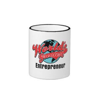 Worlds Greatest Entrepreneur Coffee Mug