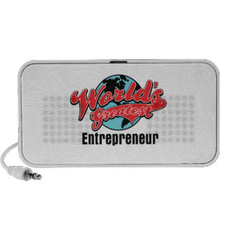 Worlds Greatest Entrepreneur Mini Speakers